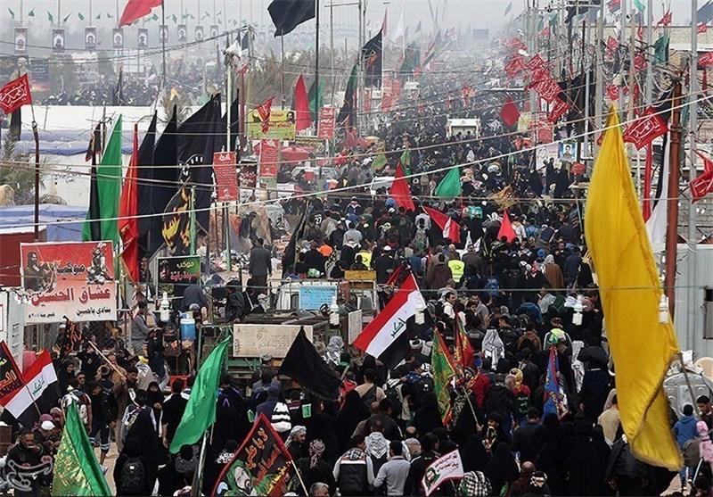 ملیون و300 الف زائر دخلوا الاراضی العراقیة .. وملیونان آخران بالانتظار