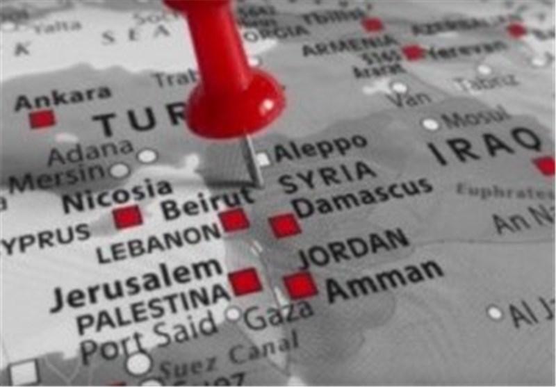 """""""CNN"""" تحذف الکیان الصهیونی من الشرق الأوسط"""