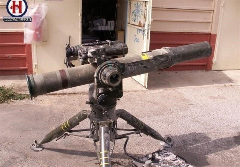 الإرهابیون یستهدفون صحفیین روس فی سوریا، بصاروخ تاو أمریکی + فیدیو