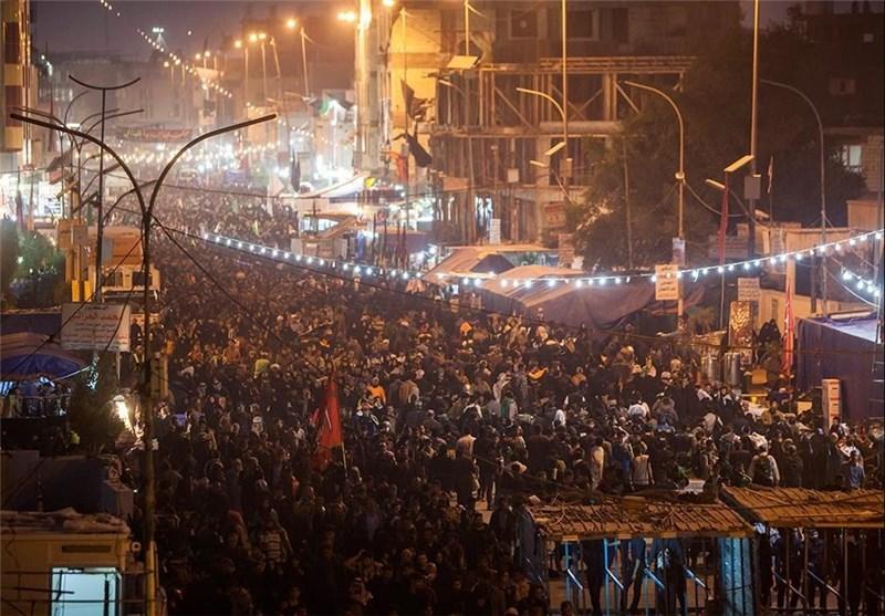 بالصور.. حشودٌ ملیونیّة زاحفة لقبلة العشق الإلهی مرقد الإمام الحسین(علیه السلام)