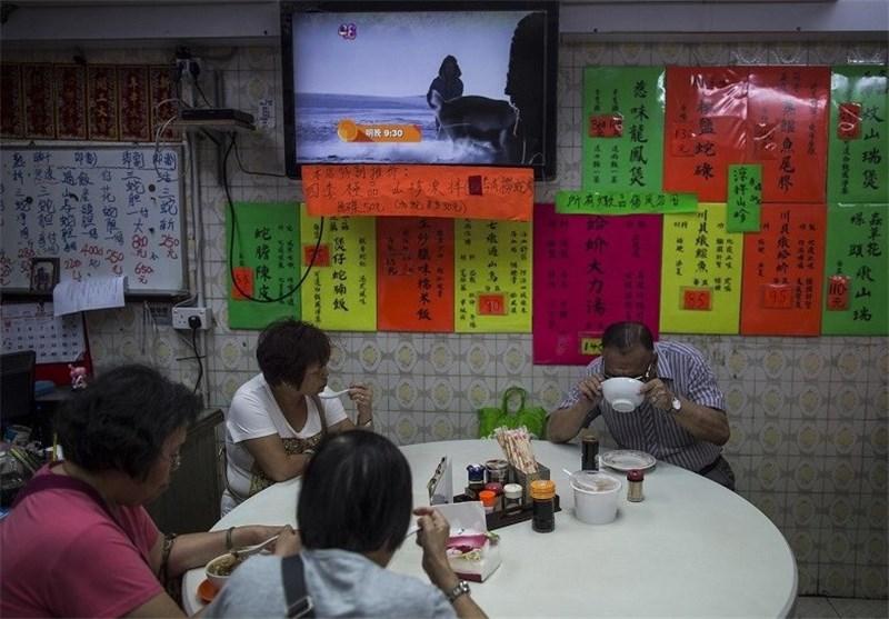 139409071815105876600824 سوپ مار غذای مورد علاقه هنگکنگیها