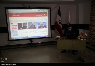 نخستین همایش منطقهای آموزش تخصصی خبرنگاران استانی در کرج