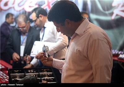 نمایشگاه بین المللی عینک سازی، اپتومتری و صنایع  وابسته - کیش