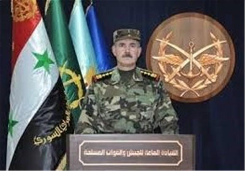 الجیش السوری: الحکومة الترکیة تزید تسلیحها للإرهابیین مقابل النفط والآثار