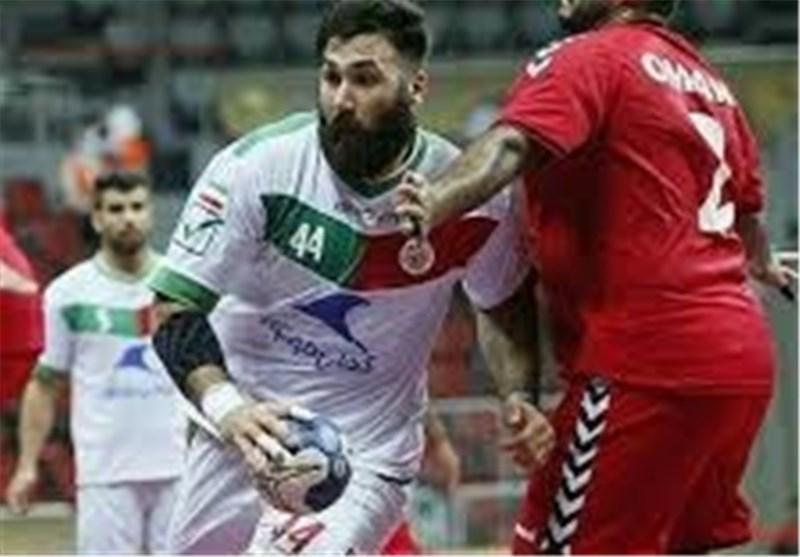 Iran's Sadeghi Joins Beykoz Belediyespor Handball Team