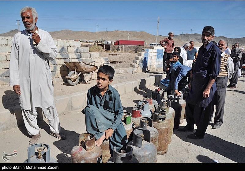 پیگیری تسنیم از تداوم کمبود گاز در سیستان و بلوچستان+فیلم