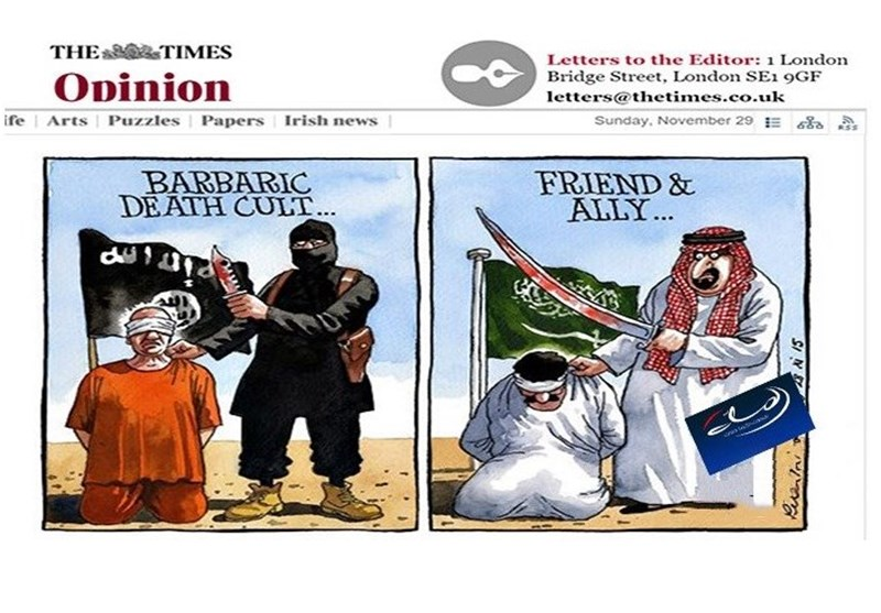 التایمز:إعدام الشیخ النمر یؤثر سلباً على حل الأزمة السوریة