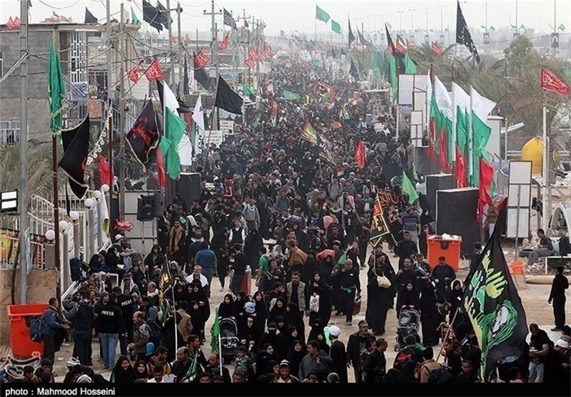 Iran Seeking to Put Arbaeen March on UNESCO Heritage List
