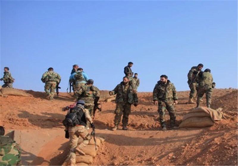 جزئیات عملیات بزرگ ارتش سوریه در حومه دمشق