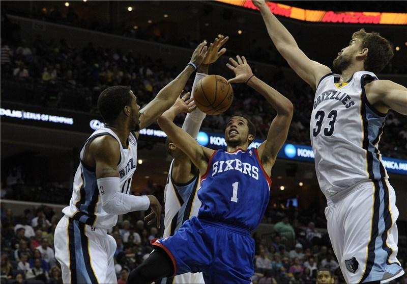 پلیآف لیگ NBA|تورونتو، فیلادلفیا و پورتلند به مرحله دوم رسیدند