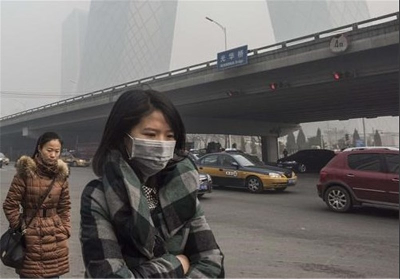 Smog Chokes Beijing as Paris Climate Talks Get Under Way