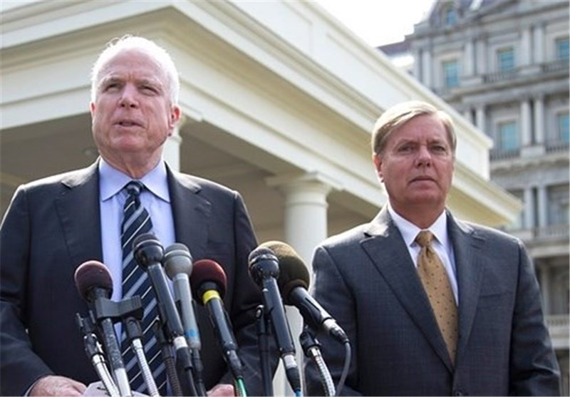 Senior US Senators Call for 20,000 Troops in Syria, Iraq