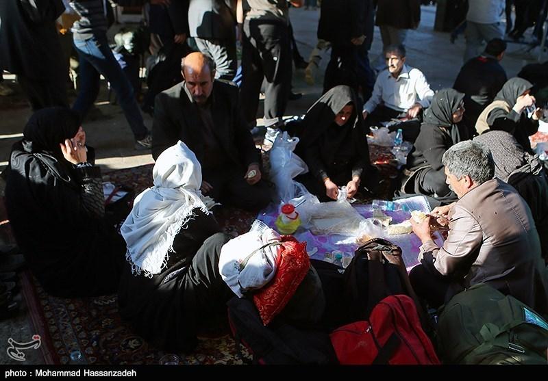 Iran-Iraq Border Crossings Witnessing High Number of Pilgrims ahead of Arbaeen