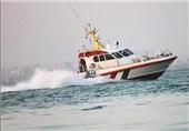 6 ملوان شناور حادثه دیده در آبهای استان بوشهر نجات یافتند