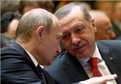 Putin, Erdogan, Nazarbayev Discuss Syria: Kremlin