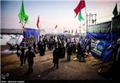پیاده روی اربعین حسینی - نجف تا کربلا
