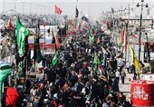Number of Arbaeen Pilgrims in Iraq Exceeds 26 Million