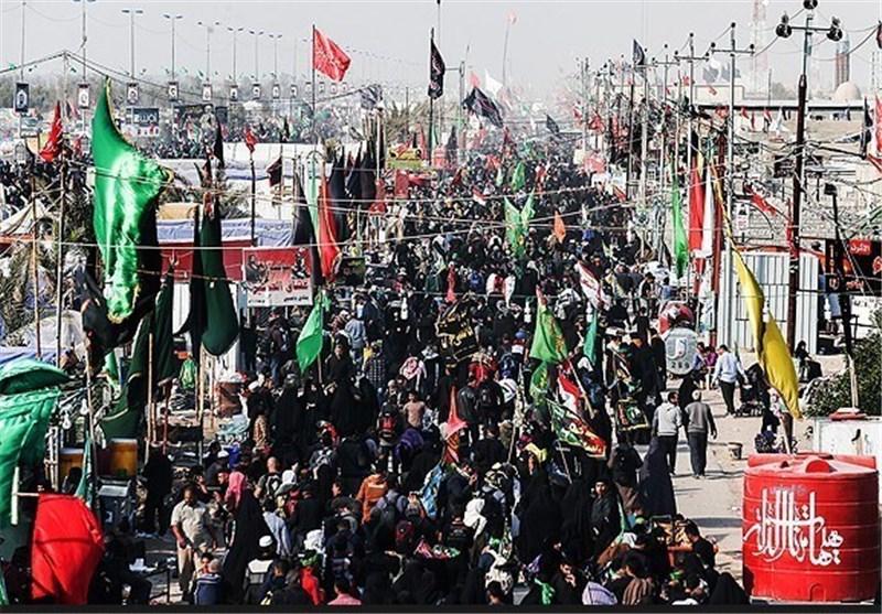 Number of Arbaeen Pilgrims in Iraq Exceeds 26 Million