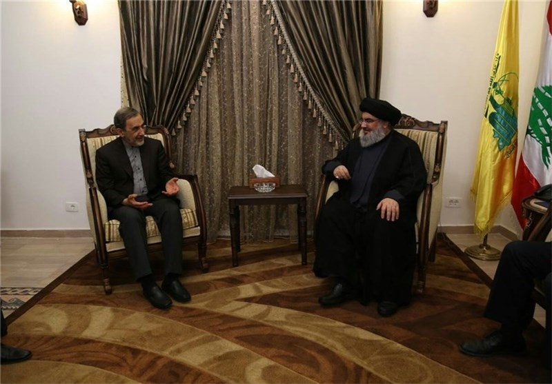 Leader's Adviser, Hezbollah Chief Meet in Beirut