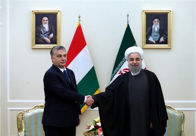 President Urges Iran-Hungary Cooperation against Terrorism