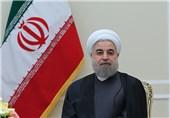 Iran Flag-Bearer of Fighting Terrorism: President