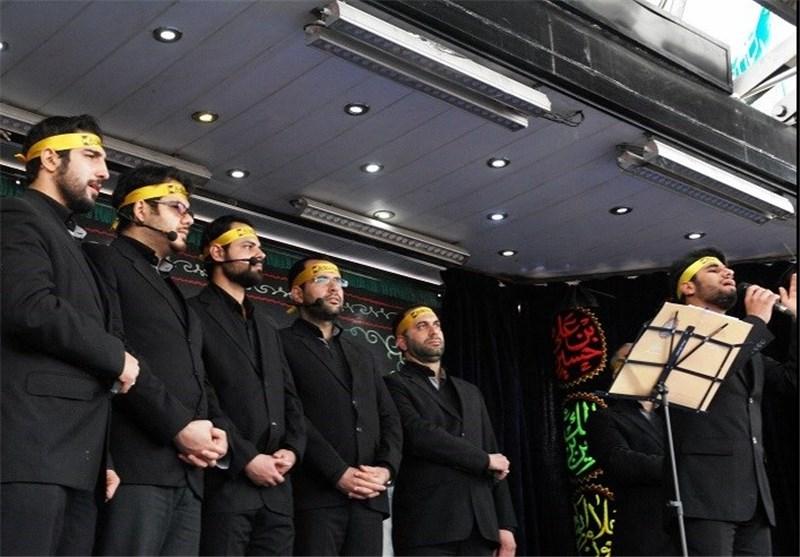 استقبال زائران اربعین از اجراهای گروه تواشیح «لیله القدر» + فیلم