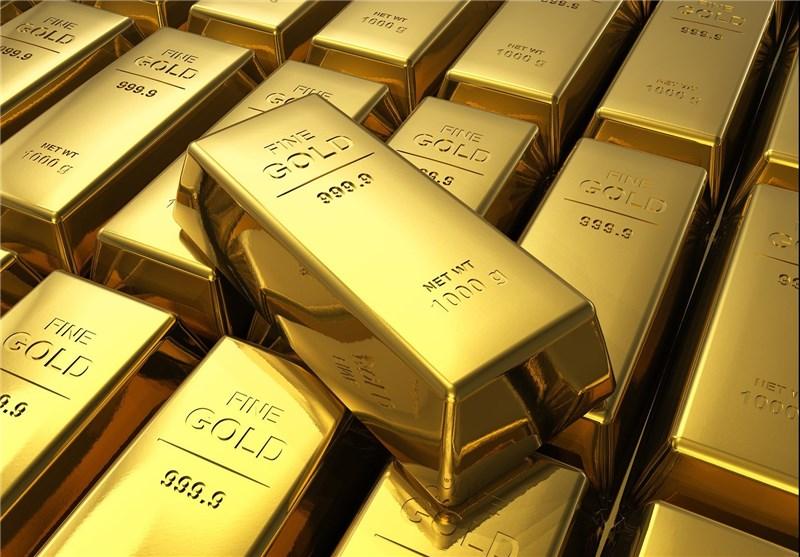 قیمت طلا به 1158 دلار رسید