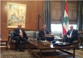 Iran's Velayati Discuss Regional Issues with Lebanon's Speaker Berri