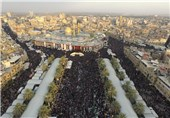 Millions of Shiite Pilgrims in Karbala to Mark Arbaeen