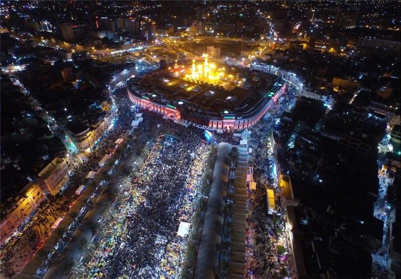 تعداد زائران امام حسین (ع) از مرز 26 میلیون نفر گذشت