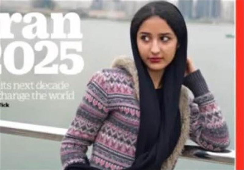 ایرانی که مجله تایم میپسندد + تصاویر