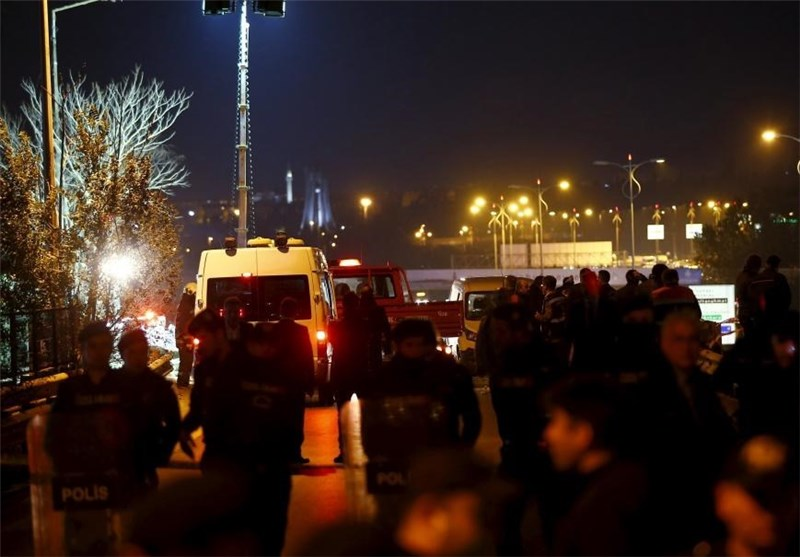 Bomb Blast near Istanbul Metro Station Leaves 5 Injured: Official