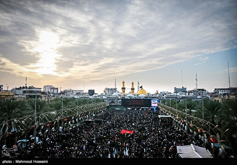 کربلای معلی میزبان زائران ایرانی در روز عرفه - اخبار تسنیم ...