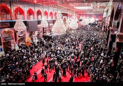 Millions of Pilgrims in Karbala for Arbaeen