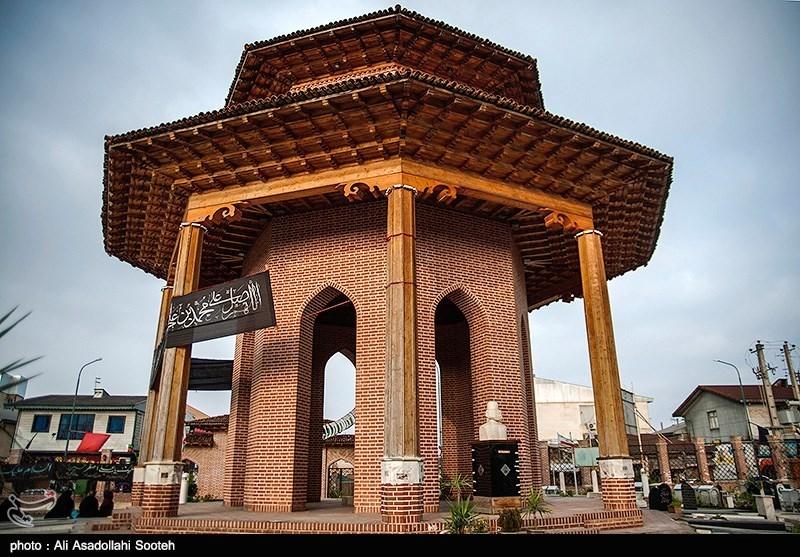 گیلان| نرم افزار بازدید مجازی آرامگاه میرزا کوچکجنگلی رونمایی شد