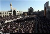 شہدائے کربلا کا چہلم ایران بھر میں عقیدت و احترام سے منایا جارہا ہے+ تصاویر