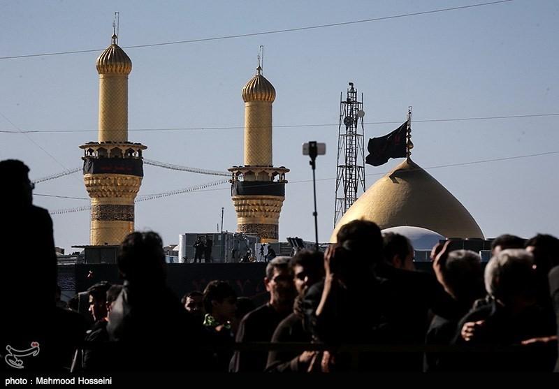 عزاداری اربعین حسینی در کربلای معلی - 4
