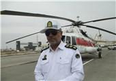 سرهنگ قاسم قدرتی رئیس پلیس راه خوزستان