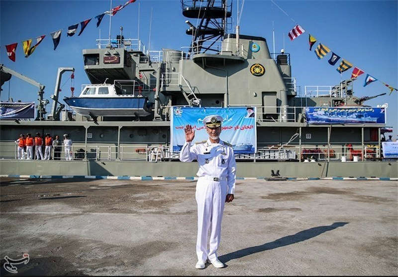 Iran's New Naval Flotilla Dispatched to Gulf of Aden: Commander