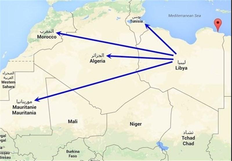 موقعیت سرت لیبی