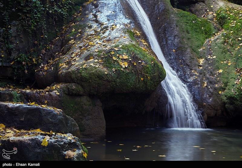 استان گلستان سرزمین آبشاران/ تنها آبشار خزهای ایران پذیرای مسافران + تصاویر