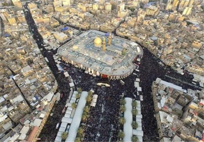 Iranian Pilgrimage to Iraq Up 40%