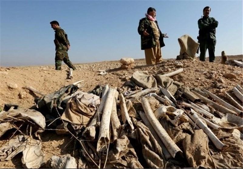 16 Mass Graves Found in Iraq's Sinjar after ISIL Retreat: UN
