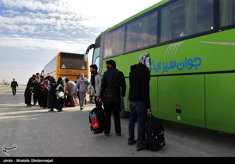 مدیرکل حمل و نقل استان کرمانشاه: 1611 وسیله نقلیه از کرمانشاه به مرز مهران اعزام شده است