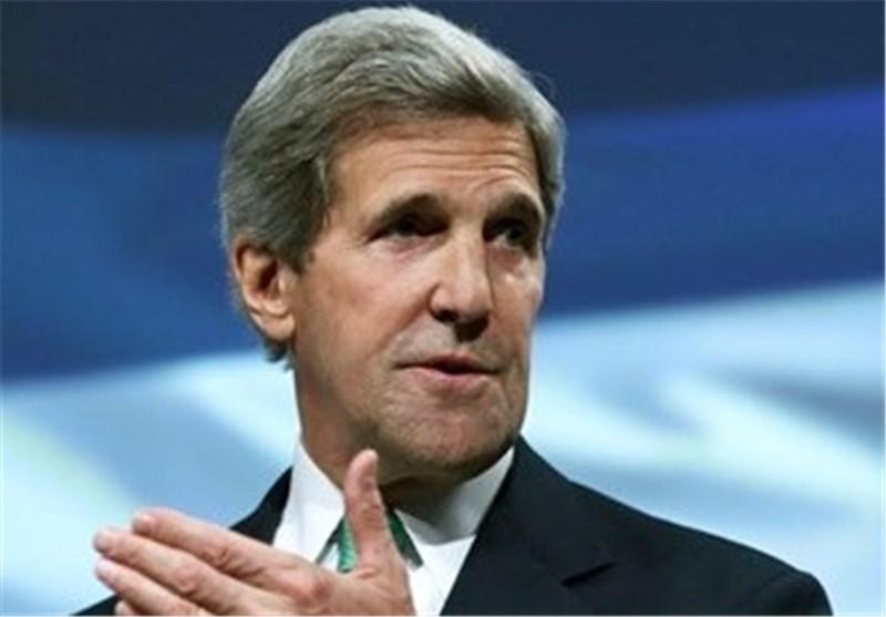 """کیری : لم أتحدث عن تقسیم سوریا والاحادیث بشأن الخطة """"ب"""" شائعات"""