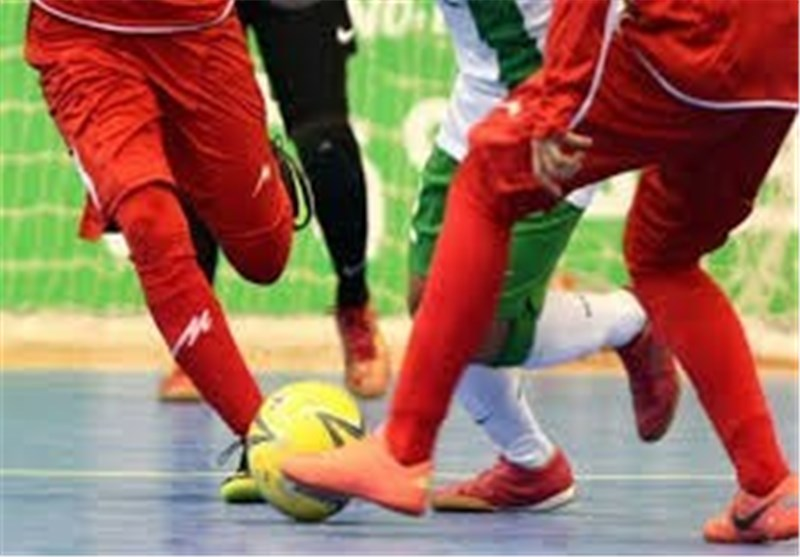Iran Sinks Myanmar at China Futsal International Tournament
