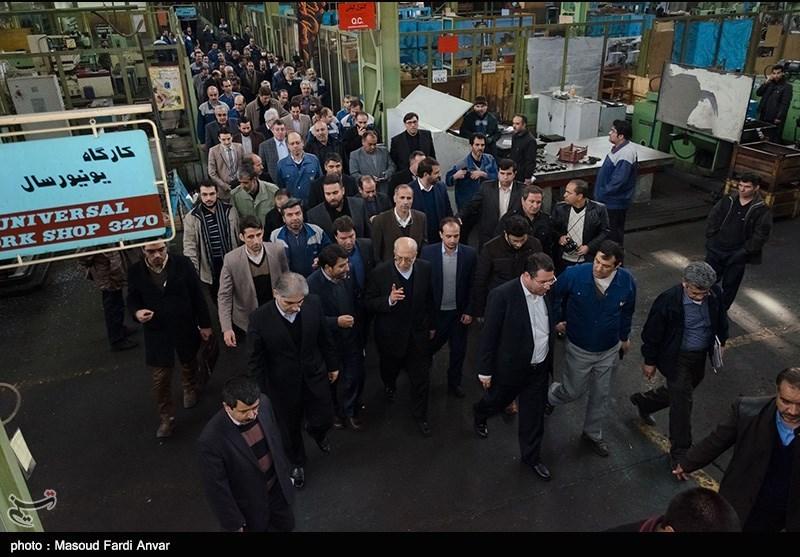 کانال تلگرام ماشین سازی تبریز