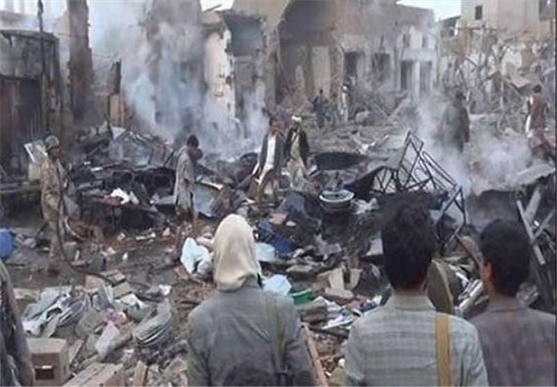 هیومن رایتس توثق ضربات جویة سعودیة لاهداف مدنیة