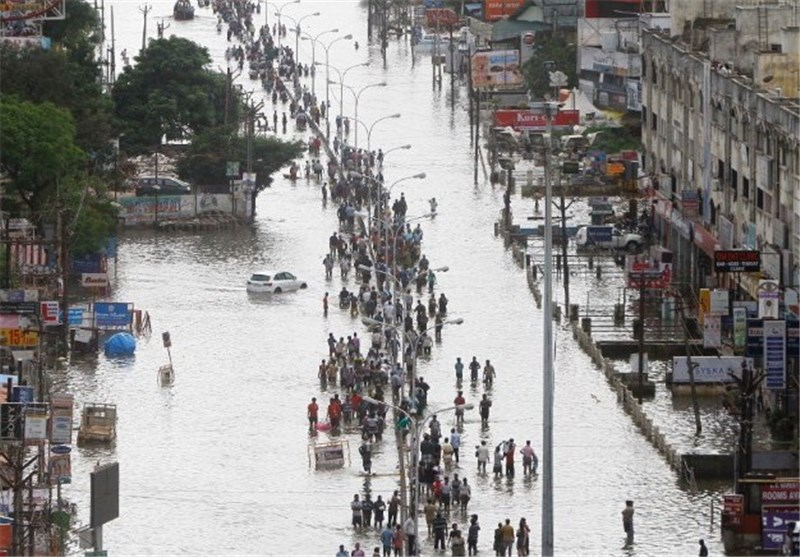 Iran Ready for Relief Missions in India's Flood-Hit Areas