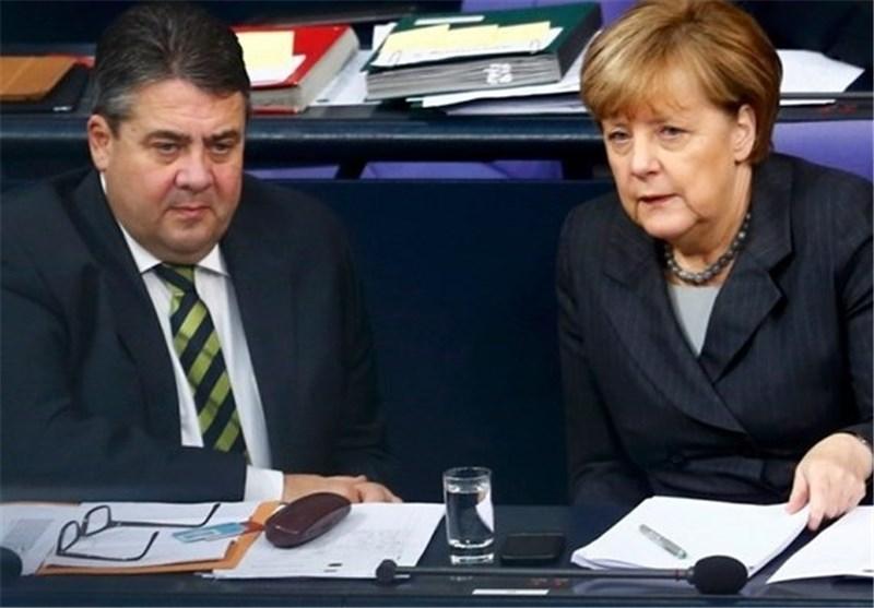 معاون مرکل، وزیر اقتصادی آلمان